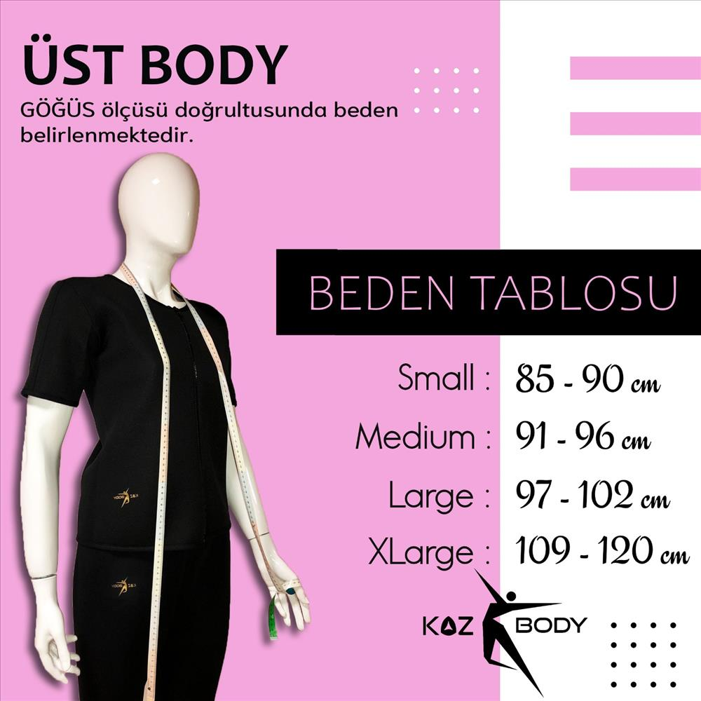 Koz Body Termal Üst Body