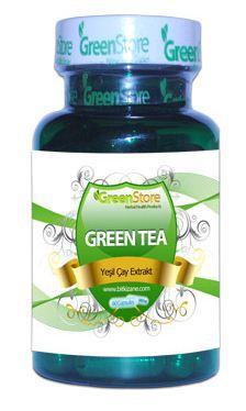 GreenStore Green Tea (Ye�il �ay) Kaps�l�