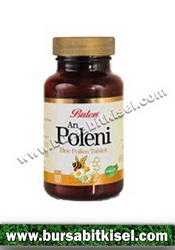 Balen Arı Poleni Tablet 500 mg x 100 tablet