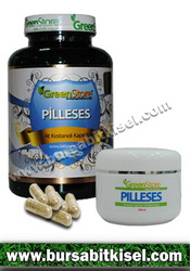 (BSR-HMRD) Pilleses basur Set
